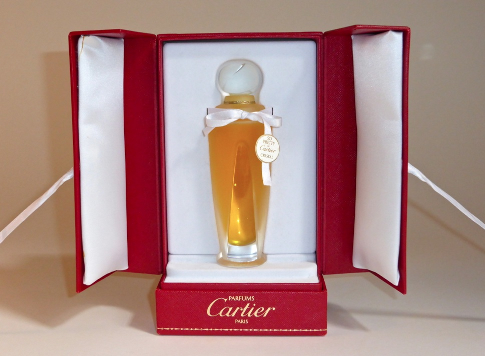 Cartier Parfum Roadster Ancien Ancien Flacon XOZkiuP