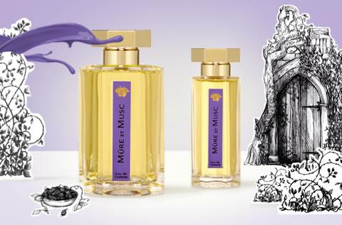 L 39 artisan parfumeur for Mure et musc l artisan parfumeur