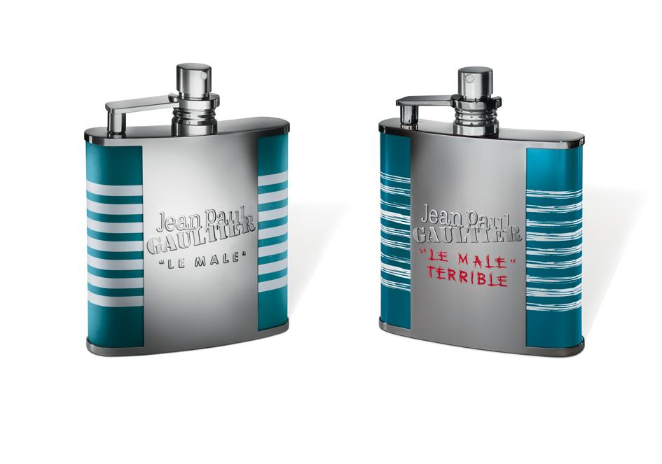 03552014f37 Jean Paul Gaultier Les Flasques de Voyage